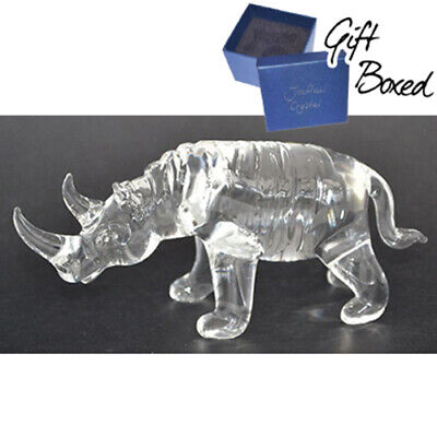 Crystal Rhino Handmade Ornaments  • 11.99£