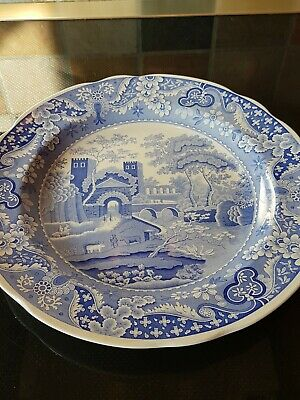 Spode Blue Room Collection Castle • 18.95£