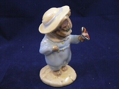 BESWICK BEATRIX POTTER R/A TOM KITTEN AND BUTTERFLY BP6a • 69.99£