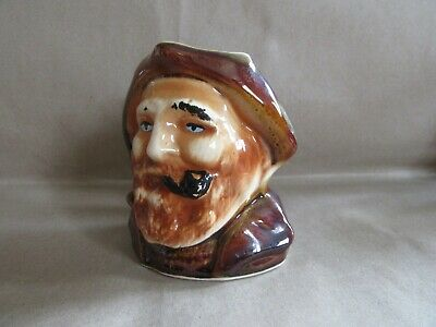 Vintage Rare Great Yarmouth Pottery Character / Toby Jug  • 8.99£