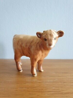 Beswick HIGHLAND CALF Model Number 1827D Issued 1962-90 Perfect • 9.99£