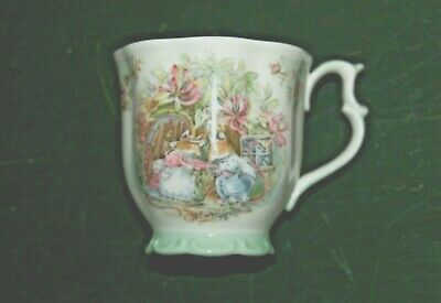 Royal Doulton ~ Brambly Hedge Collection  Summer  Beaker • 15£