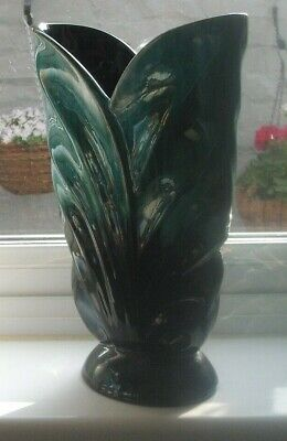 Large,Blue Mountain Pottery Vase, Canada, 11  • 5.99£