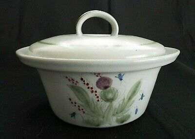 Buchan Stoneware Thistle Covered 7  Serving/casserole Dish • 13.95£