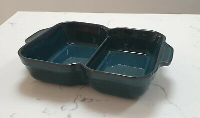 Denby Greenwich Divided Serving Dish • 5£
