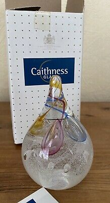Caithness Glass Paperweight - Sand Dancers- Boxed • 24.99£