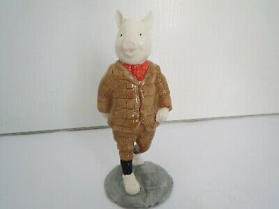 Beswick Figure 'podgy Pig' Limited Edition Of 1,920 - 1989 • 9.99£
