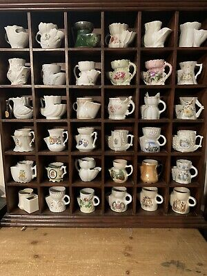 Large Collectionn Of 19th And 20th Century Shaving Mugs • 255£