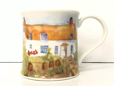 Cottages  Emma Ball Mug Dunoon. Excellent Condition - CHR • 10£