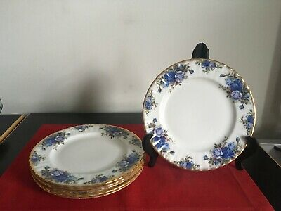 Royal Albert MOONLIGHT ROSE - 8 Inch PLATES Superb 5 Available 1st • 12.50£