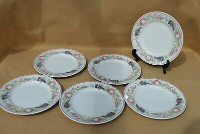 Boots Orchard Side/Dessert Plates X 6 • 13.99£