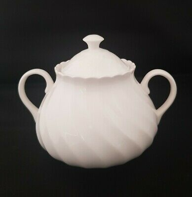 Wedgwood Candlelight Lidded Sugar Bowl Excellent Condition  • 16£