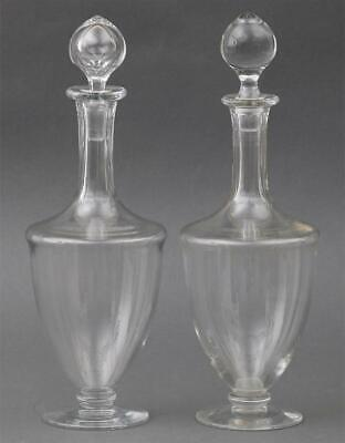2 Signed Baccarat  Coppelia  Crystal Decanters • 164.58£