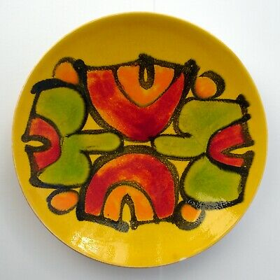 Poole Pottery Delphis Eight Inch Plate • 12.50£