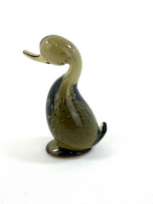 Whitefriars Twilight Dilly Duck Paperweight • 0.99£