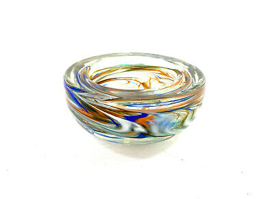 Rare Whitefriars Swirly Colour Bowl Pattern Number 9099 • 0.99£