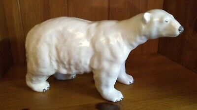 Beswick Polar Bear Model Number 1533. VGC.  Special Delivery 1pm.  P&P Included. • 85£