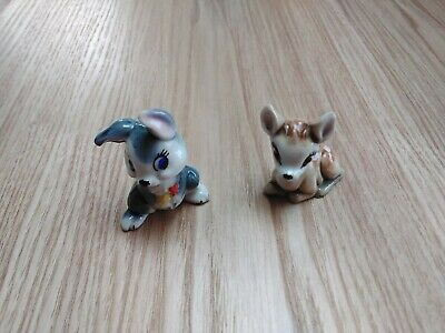Wade Disney Whimsies With Defects - Bambi And Thumper • 1.50£