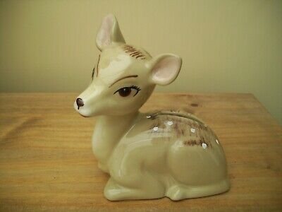 Wade – Fawn Money Box - Perfect Condition ORIGINAL • 25£