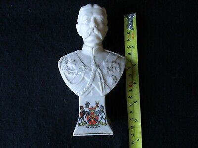 Lord Kitchener Arcadian Crested China • 9.60£