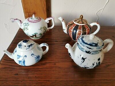 V&A Franklin Mint Teapot Selection • 35£