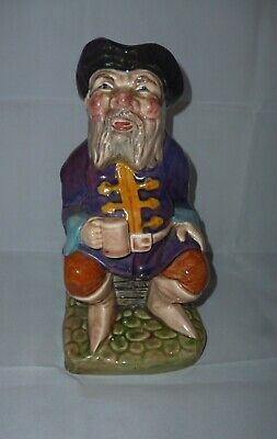 Melba Ware Tale Teller Vintage Toby Jug 8 Inches High ! • 4.99£