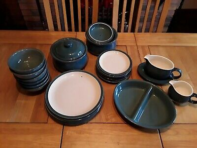 Boots Coniston Crockery. A Complete Dinner Set • 5.99£