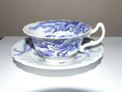 Rare Antique Royal Doulton 1902-1922 Cup And Saucer • 0.99£