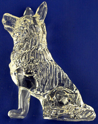 Crystal Dog Handmade Ornaments  • 12.99£