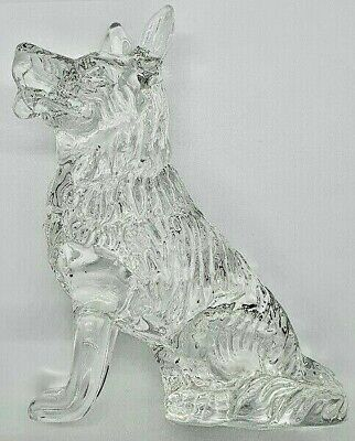 Alsation German Sheperd Crystal Dog Handmade Ornaments  • 12.99£