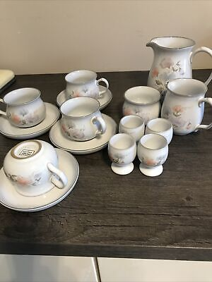 Collectable Denby Pottery  4 Person Set • 20£