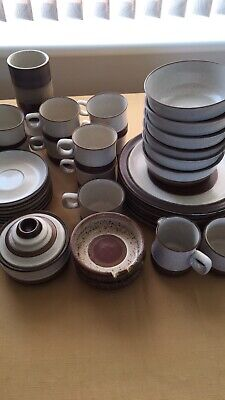 Collection Of Mixed Denby Tableware - Excellent Used Condition • 20£