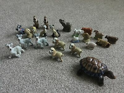 Wade Whimsies,lady & The Tramp Figures + More 22 Pieces • 10£