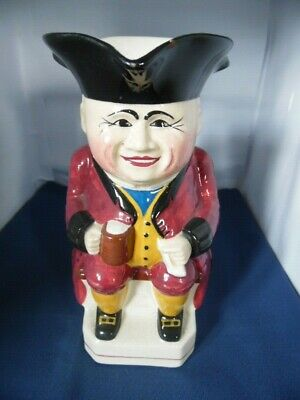 Antique Devonmoor Pottery Toby Jug  • 10.95£