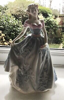 Royal Doulton 'Faith' Lady Figurine. Model HN 4151 In 1999. Perfect Condition. • 20£