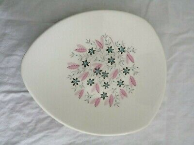 Vintage Midwinter Marguerite Modern Fashion Shape Plate • 10£