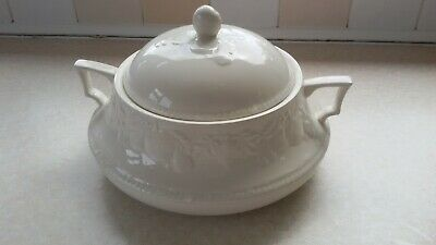 BHS Lincoln - Soup Tureen Or Casserole Serving Dish Perfect No Crazing • 7£