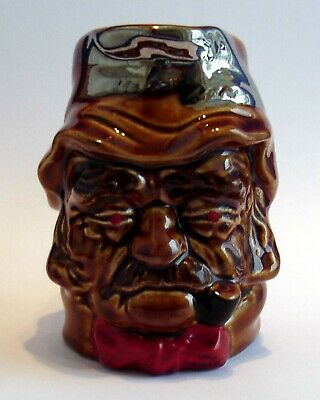 Lord Nelson Pottery Old Gaffer Toby Jug • 4.99£