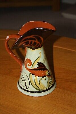 Rare Watcombe Pottery Jug After Christopher Dresser Pattern 1552 • 175£