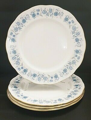 Colclough Braganza 4× Dinner Plates In Excellent Hardly Used Condition  • 30£