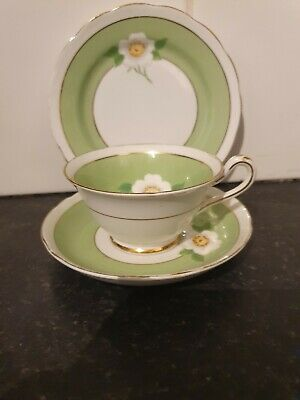 Chinea Tea For 1 Set Plate Cup And Saucer. • 5£