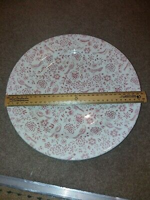 Large Plate , Queens , Penrose Hill. • 4.99£
