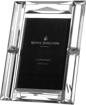Royal Doulton Radiance Picture Photo Frame. 5  X 7  • 15£