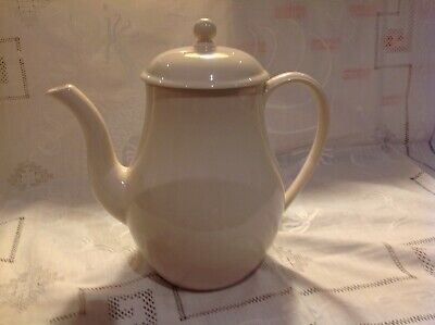 Wedgwood Queen's Ware Traditional Range Coffee Pot • 5.99£