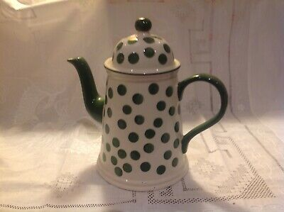Arthur Wood Normandy Range Hand Painted Coffee Pot • 8.99£