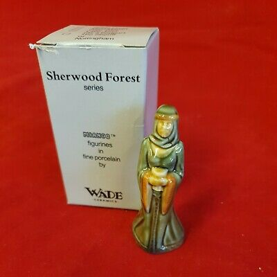 Wade Ceramics Mango Series Sherwood Forest Collection 'Maid Marion' Miniature • 14.99£