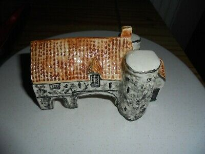 Tey Pottery  Pulls Ferry, Norfolk   Britain In Miniature  VINTAGE GOOD COND • 9.99£