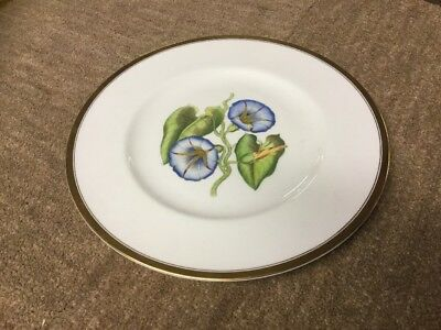 Royal Worcester A H Williamson Plate Convolvulus  • 20£