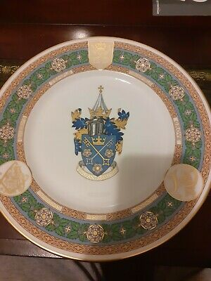 St Peters Plate By Spode • 25£
