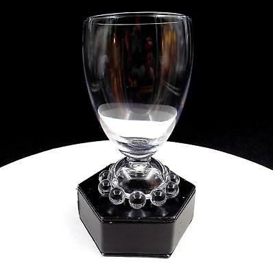 Imperial Candlewick #400/18 Clear Rare 5 1/4  Water Goblet 1947-1951 • 36.78£